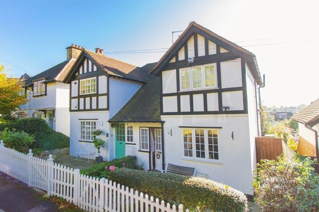 Thumbnail Semi-detached house to rent in York Hill, Loughton