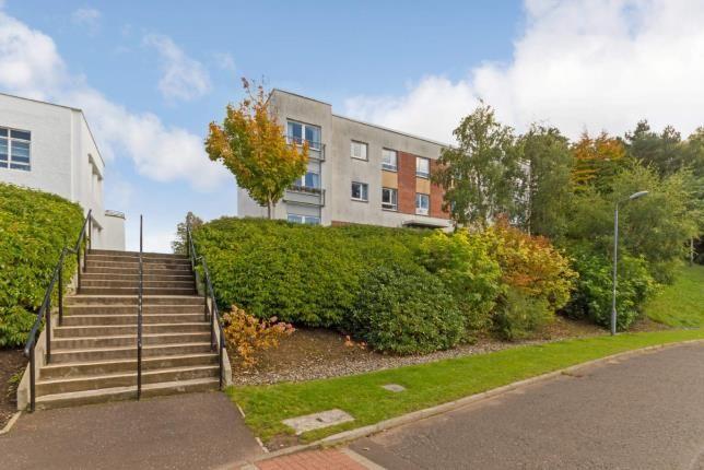 Thumbnail Flat for sale in Canniesburn Drive, Bearsden, Glasgow, East Dunbartonshire