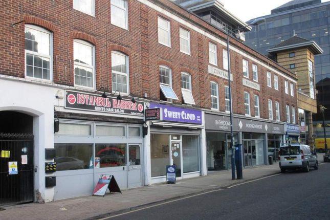Thumbnail Retail premises to let in Unit 5 Central Buildings, Woking