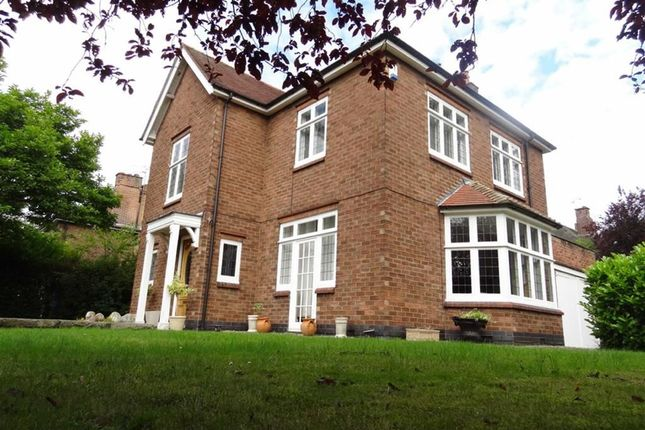 Thumbnail Detached house for sale in West Bank Avenue, Derby