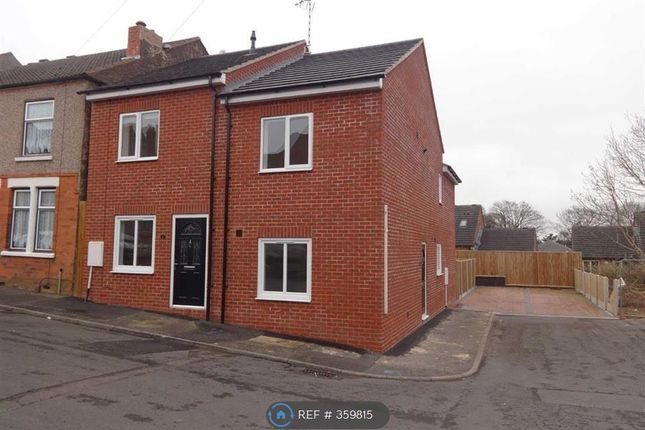 Thumbnail Semi-detached house to rent in Jennison Street, Mansfield