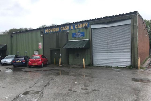 Thumbnail Industrial for sale in Units 1, Rosewood Business Park, Blackburn