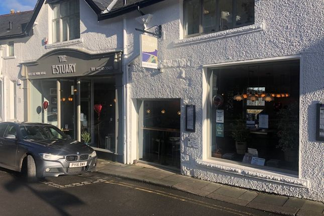 Thumbnail Restaurant/cafe for sale in Grange Over Sands, Cumbria