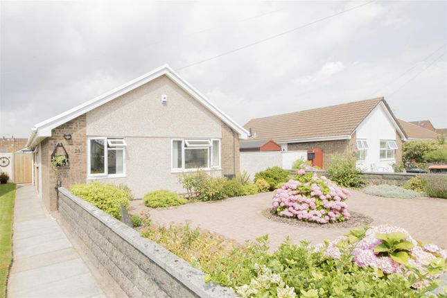 Thumbnail Detached bungalow for sale in Westmoor Close, Newport