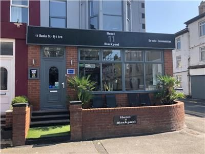 Thumbnail Hotel/guest house for sale in Modern Hotel, Banks Street, Blackpool, Lancashire
