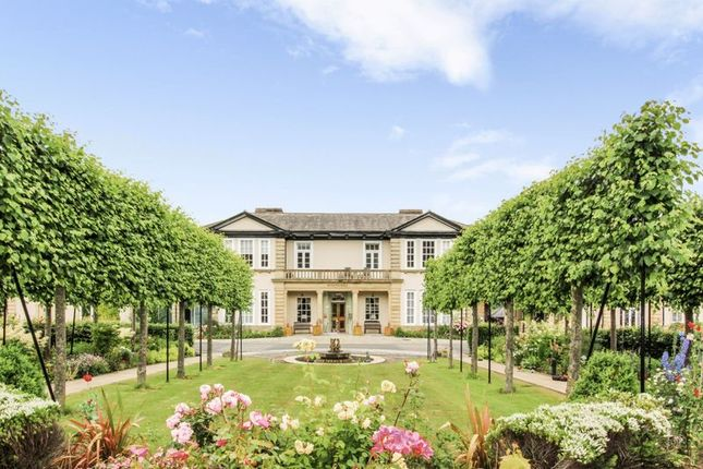 Thumbnail Flat for sale in Hollins Hall, Killinghall, Harrogate