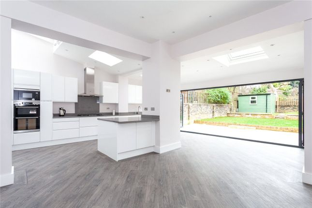 Thumbnail Terraced house for sale in Womersley Road, London