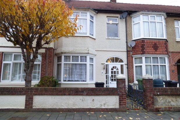 Thumbnail Property to rent in Eastwood Road, Portsmouth