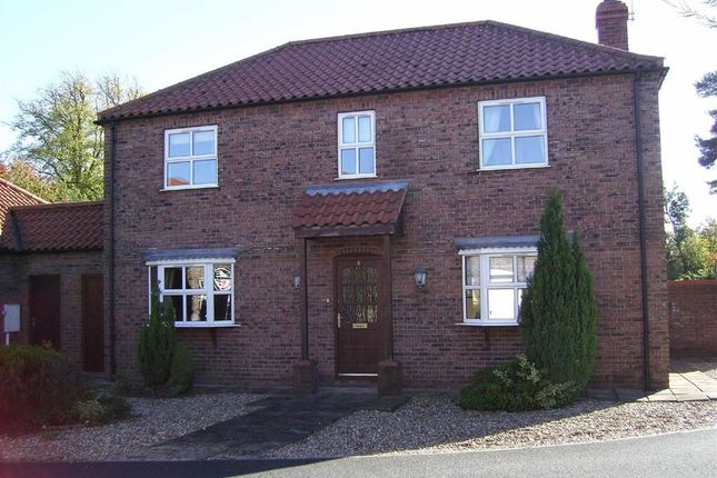 Thumbnail Detached house to rent in Beck Farm Mews, Barnoldby-Le-Beck, Grimsby
