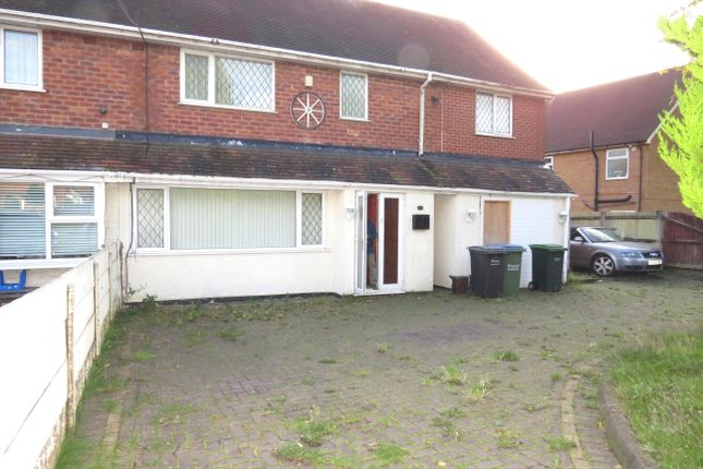 Thumbnail Property to rent in Ennerdale Road, Great Barr, Birmingham