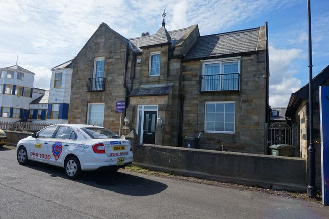 Thumbnail Semi-detached house for sale in Spanish Battery, Tynemouth