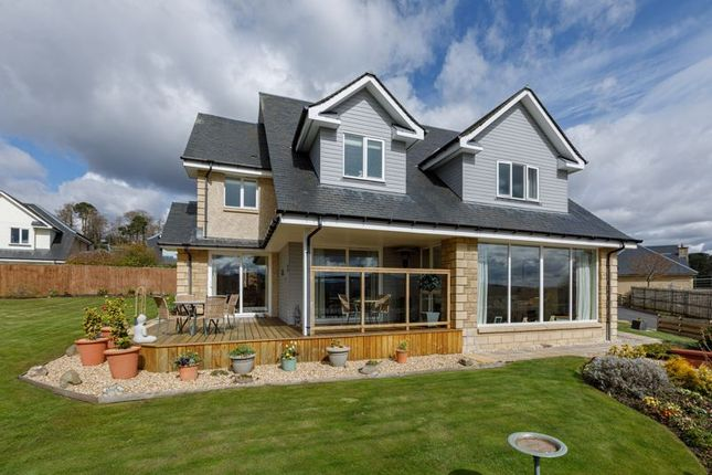 4 bed detached house for sale in Coopersknowe Crescent, Galashiels TD1