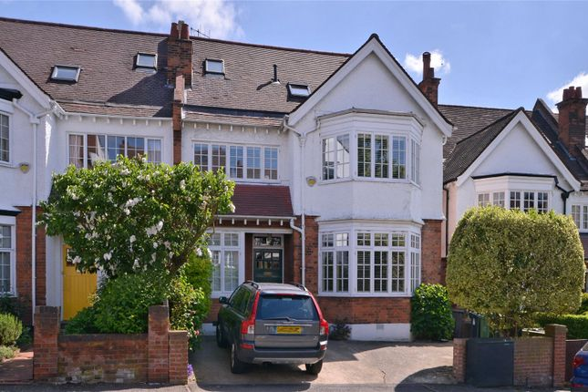 Thumbnail Semi-detached house to rent in Crediton Hill, West Hampstead, London