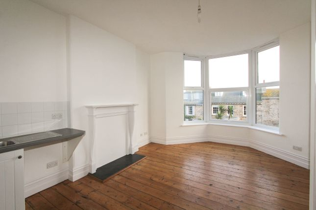 1 bed flat to rent in Pednolver Terrace, St Ives TR26