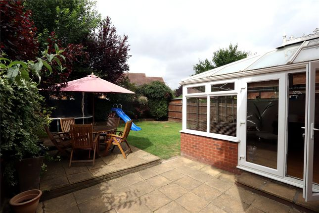 Patio of Dowding Way, Leavesden, Watford WD25