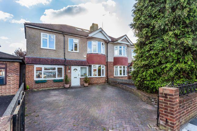 Thumbnail Semi-detached house for sale in Birbetts Road, Mottingham, London
