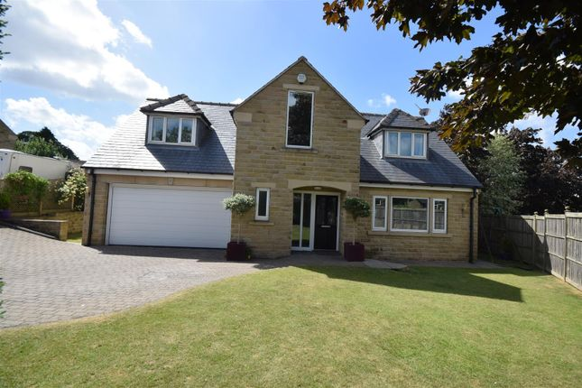 Thumbnail Detached house for sale in Tawa, 234 Woodhouse Lane, Brighouse