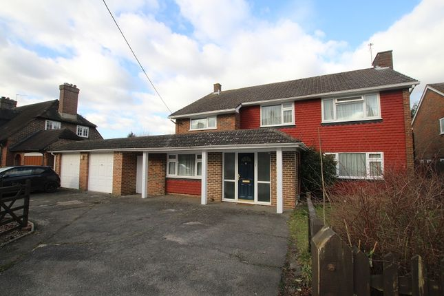 Thumbnail Detached house for sale in Malthouse Road, Crawley, West Sussex.
