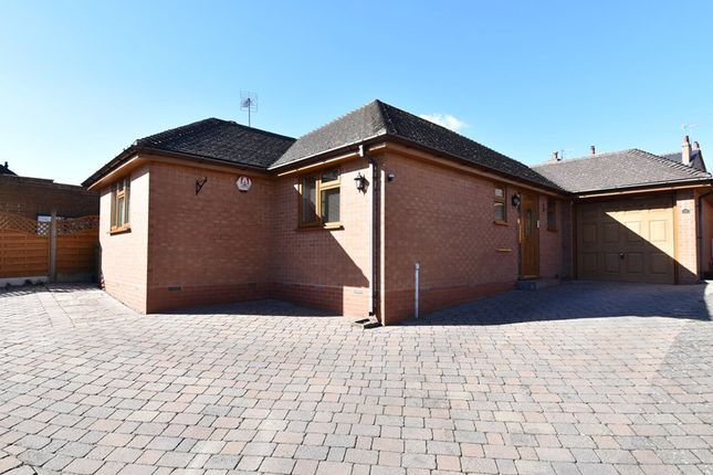 Thumbnail Detached bungalow for sale in Tagwell Road, Droitwich
