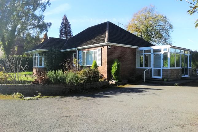 Thumbnail Detached bungalow for sale in Manor Lane, Adwick-Upon-Dearne, Mexborough