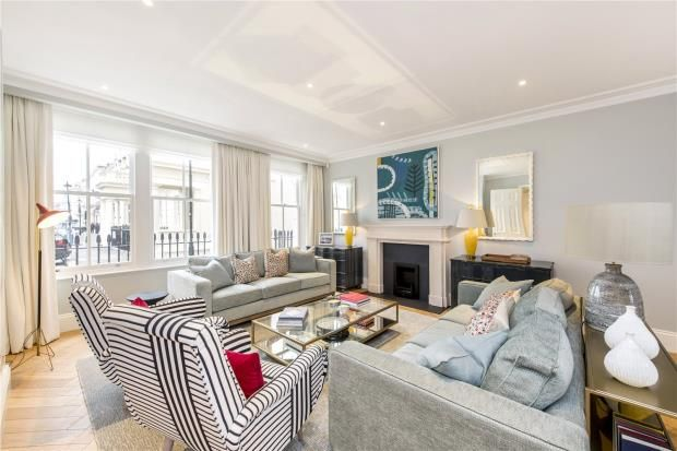 Thumbnail Flat for sale in Chesham Street, Belgravia