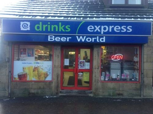 Thumbnail Retail premises for sale in Shotts, Lanarkshire