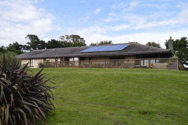 Thumbnail Detached bungalow for sale in Duns Road, Berwick-Upon-Tweed