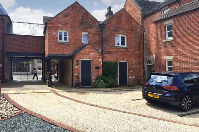 2 bed flat for sale in Ellis House, Yates Yard, High Street, Eccleshall, Staffordshire
