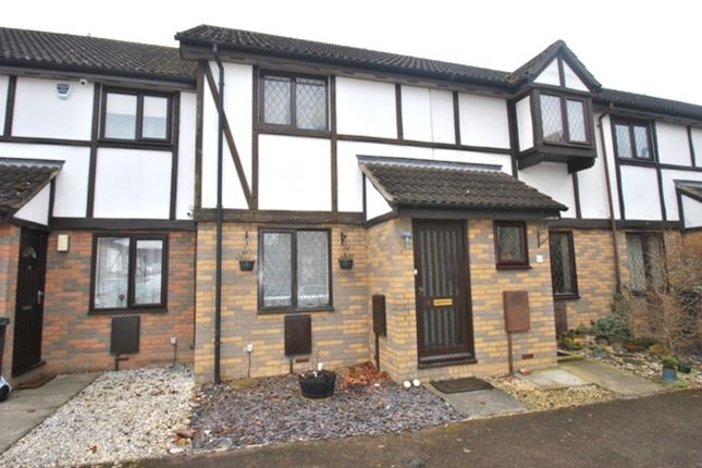 Thumbnail Terraced house for sale in Astral Close, Henlow