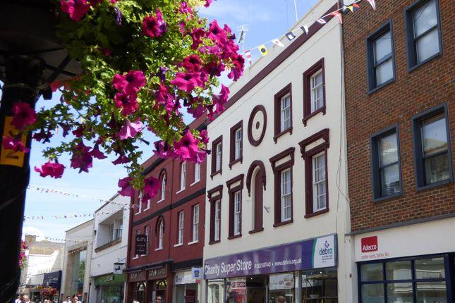 Thumbnail Maisonette for sale in Lagland Street, Poole