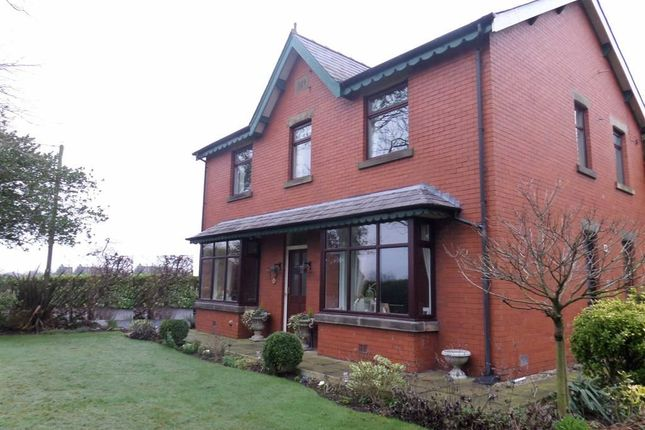 Thumbnail Detached house for sale in Brownhiil Lane, Longton, Preston