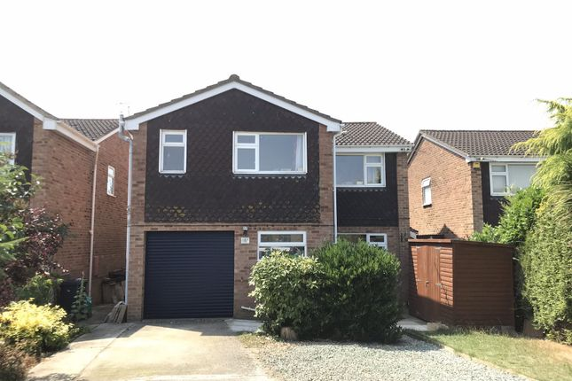 Thumbnail Property to rent in Church Drive, Quedgeley, Gloucester