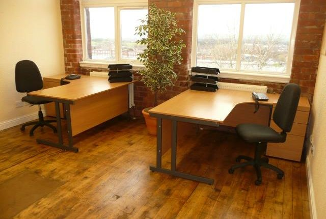 Thumbnail Office to let in Serviced Offices, Arrrow Mill, Rochdale