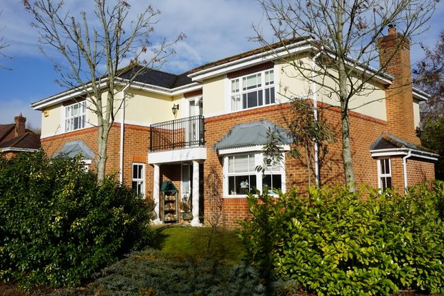 Thumbnail Detached house for sale in Skylark Rise, Whitchurch