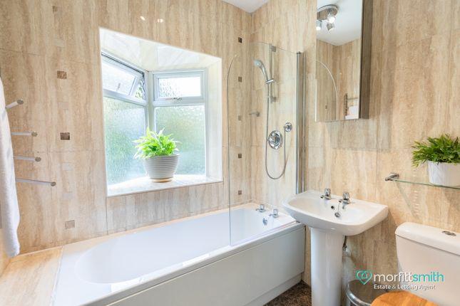 Full Bathroom of Middlewood Road North, Oughtibridge, - Viewing Essential S35
