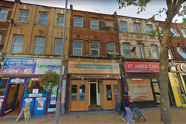 Thumbnail Retail premises for sale in St James's Street, Walthamstow