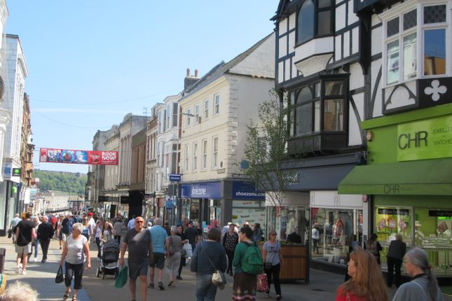 Thumbnail Retail premises for sale in 1 Newborough, Scarborough