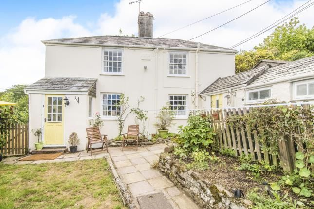 Thumbnail Detached house for sale in Liskeard, Cornwall, Uk