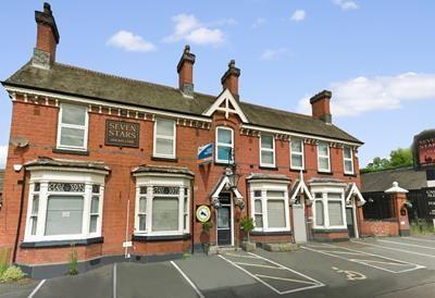 Thumbnail Pub/bar for sale in Seven Stars Hotel, Brook Road, Stourbridge, West Midlands