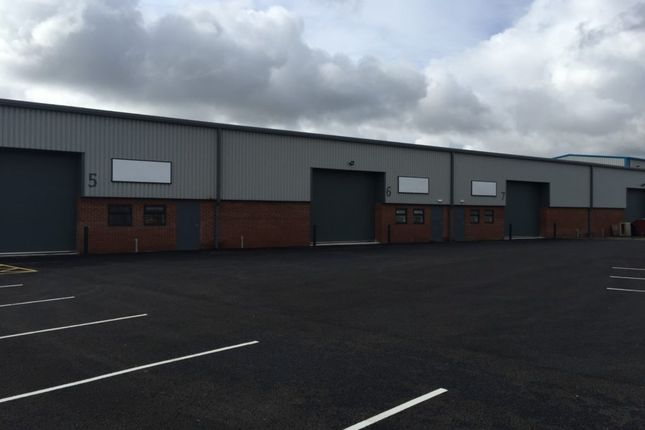 Thumbnail Industrial to let in Browns Park, Brunswick Industrial Estate, Newcastle Upon Tyne