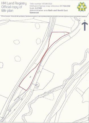 Thumbnail Land for sale in Tucking Mill Lane, Midford Village, Near Bath