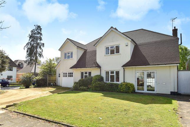 Thumbnail Detached house for sale in Poyntell Crescent, Chislehurst