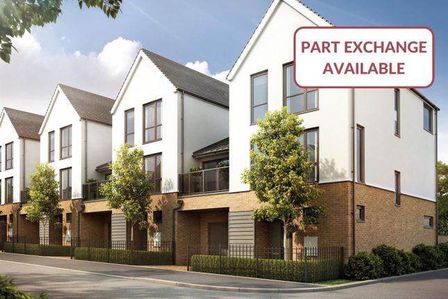 Thumbnail Town house for sale in Plot 54, The Shackleton, St. Andrew's Park, Uxbridge