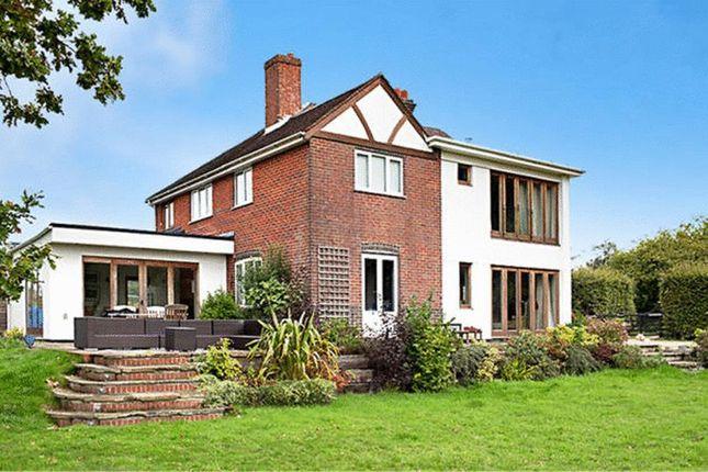 Thumbnail Detached house to rent in Black Cottage Lane, Wickham, Fareham