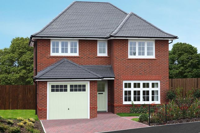 Detached house for sale in 131 The Windsor+ Stockley Grange, Stockley Lane,  Wiltshire