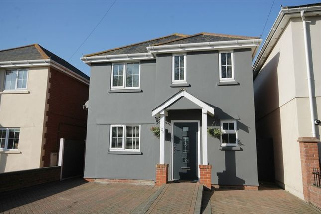 Thumbnail Detached house for sale in Station Road, Kirby Cross, Frinton-On-Sea