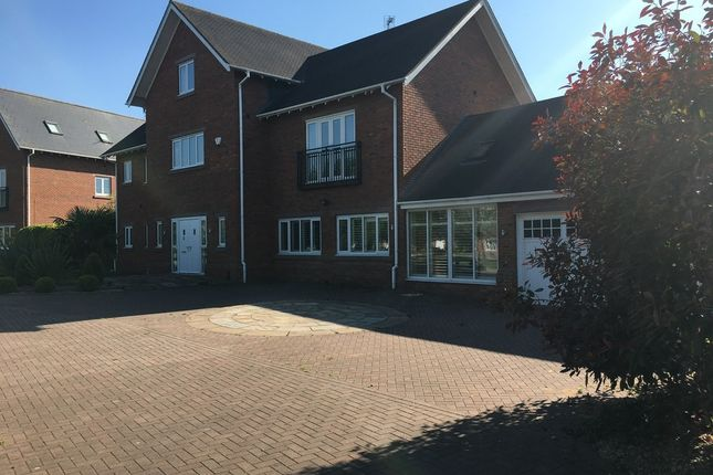 Thumbnail Detached house for sale in Freshwater Drive, Weston, Crewe