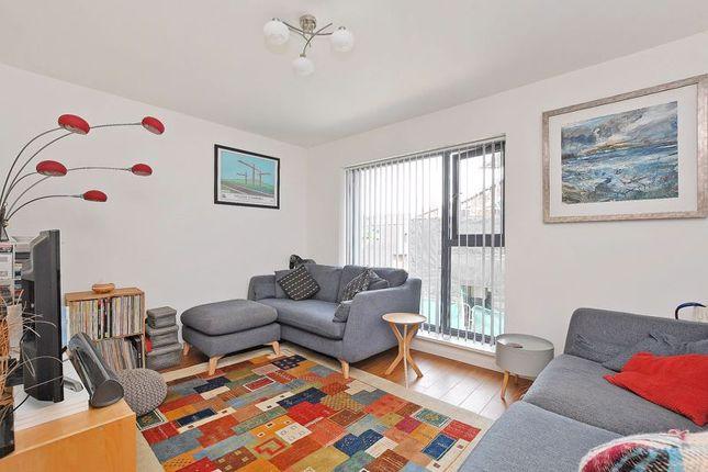 Living Room of Bakers Yard, Kelham Island, Sheffield S3