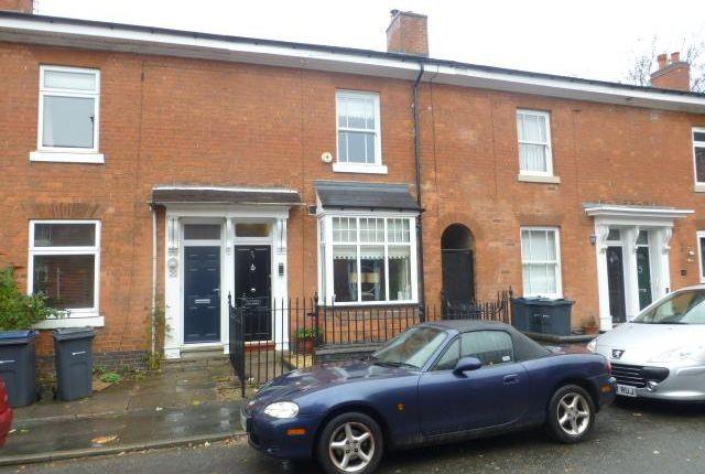 Terraced house in  Bull Street  Harborne  Birmingham  Birmingham