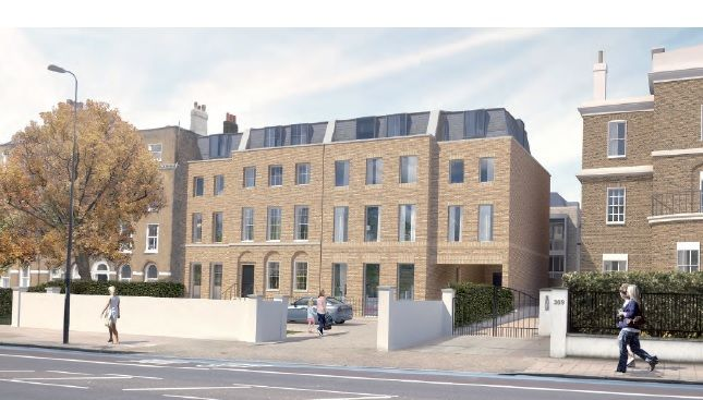 Thumbnail Office to let in 363-365 Clapham Road, London